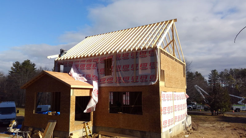 Home Construction - Framing