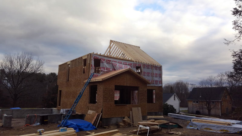 Home Construction - Roofing