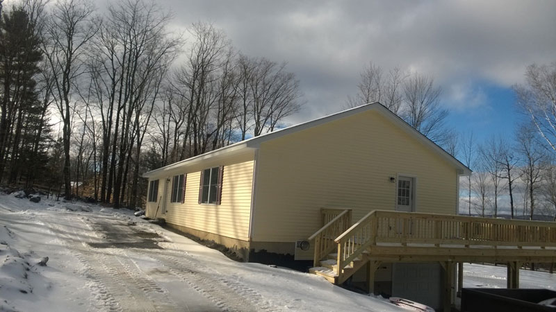 Modular Home - Construction Complete